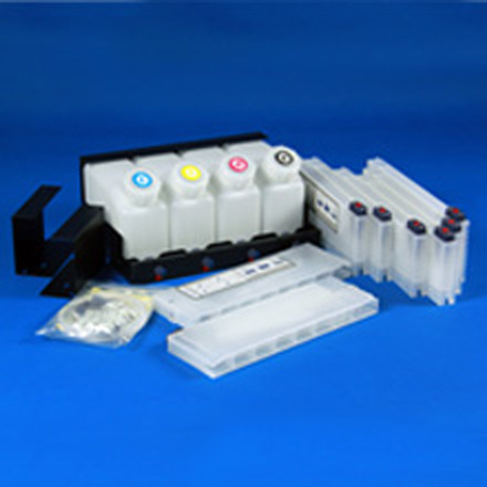 bulk ink system with permanent chip for mimaki TPC-1000