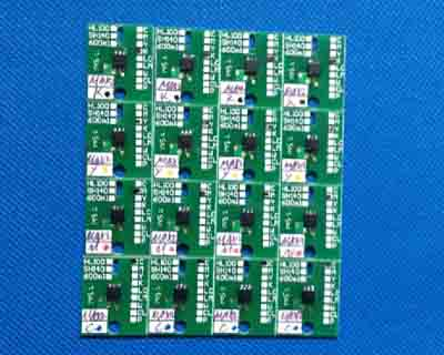 ECO-SOL MAX permanent chip for roland plotter